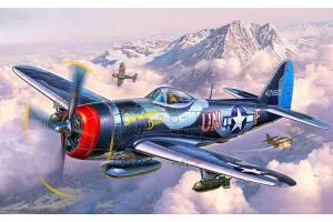 P-47 M Thunderbolt (1:72) - 63984