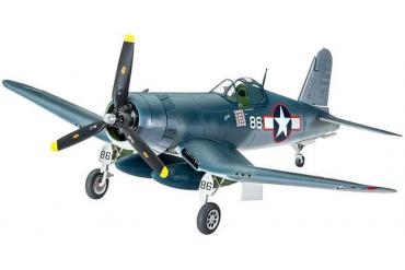 Plastic ModelKit letadlo 03983 - F4U-1A Corsair (1:72)