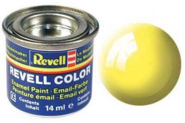 Barva Revell emailová - 32112: leská žlutá (yellow gloss)