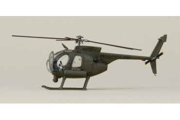 Model Kit vrtulník 0017 - AH-6 NIGHT FOX (1:72)