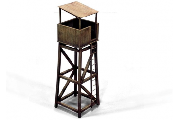 Model Kit budova 0418 - OBSERVATION POST (1:35)