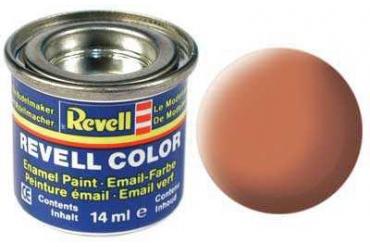 Barva Revell emailová - 32125: matná světle oranžová (luminous orange mat)