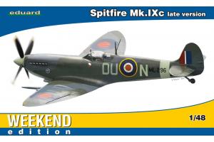 Spitfire Mk. IXc pozdní verze (1:48) - 84136