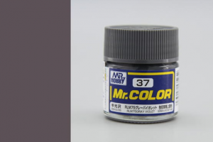 Mr. Color - C037: RLM74 šedo fialová (Gray Viole)