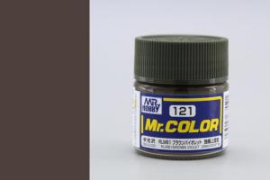 Mr. Color - C121: RLM81 Hnědo fialová pololesklá