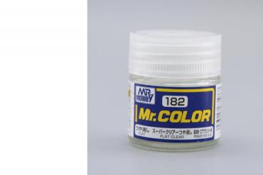 Mr. Color - C182: lak matný (Flat Clear)