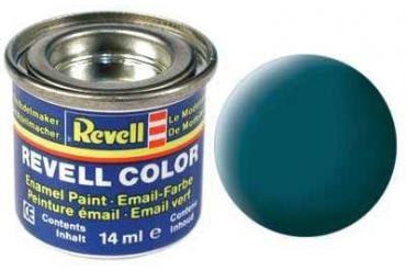 Barva Revell emailová - 32148: matná mořská zelená (sea green mat)