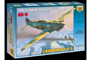 Lavochkin La-5 (1:48) - 4803