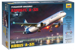 Airbus A-321 (1:144) - 7017