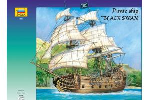 Model Kit loď 9031 - Black Swan (1:72)