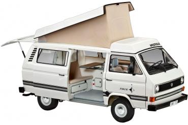 Plastic ModelKit auto 07344 - VW T3  Camper  (1:25)