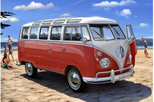 VW T1 SAMBA BUS (1:24) - 07399