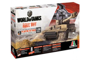 Pz.Kpfw.VI Tiger - World of Tanks (1:56) - 56501