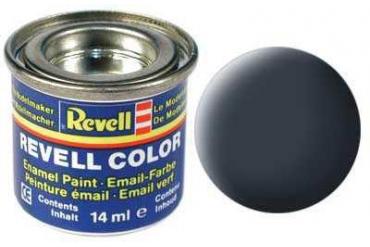 Barva Revell emailová - 32179: matná šedavě modrá (greyish blue mat)