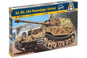 Sd. Kfz. 184 Panzerjager Elefant (1:72) - 7012