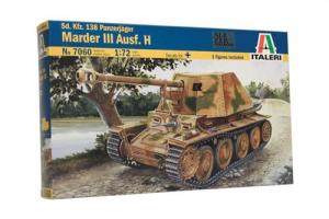 Panzerjäger Marder III Ausf. H (1:72) - 7060