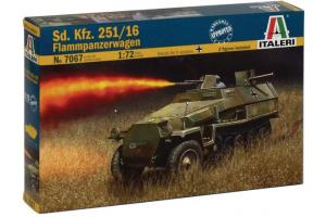 Sd.Kfz.251/16 Flammpanzerwagen (1:72) - 7067