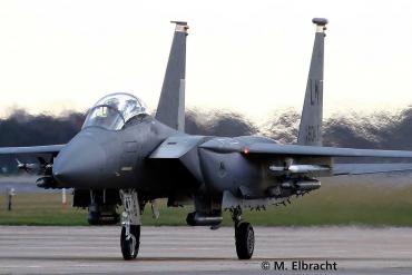 Plastic ModelKit letadlo 04891 - F-15E Strike Eagle (1:48)