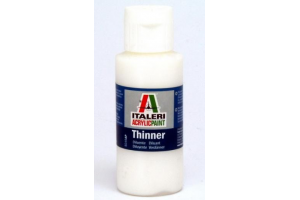Thinner Acrylic Paint - ředidlo 60ml - 5049AP
