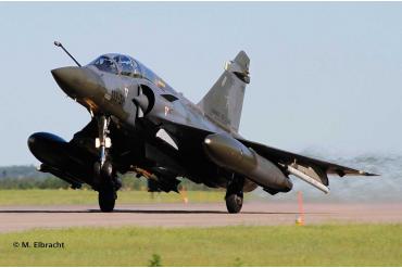 Plastic ModelKit letadlo 04893 - Mirage 2000D (1:72)