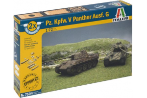 Pz.Kpfw.V PANTHER Ausf.G (1:72) - 7504