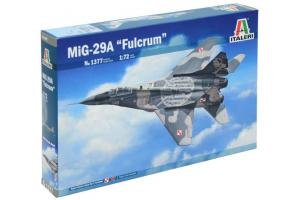 """MIG29 """"FULCRUM"""" (1:72) - 1377"""