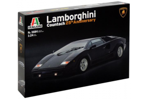 LAMBORGHINI COUNTACH 25th Anniversary (1:24) - 3684