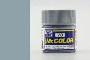 Mr. Color - C073: Letadlová šedá lesklá