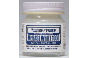 Mr. Base White 1000 - základ bílý 40ml - SF283