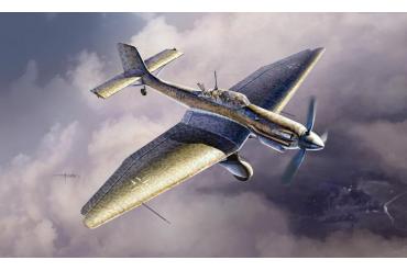 Model Kit letadlo 2709 - JU 87 D-5 STUKA (1:48)