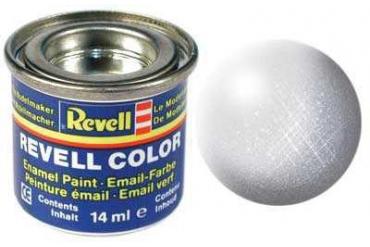 Barva Revell emailová - 32199: metalická hliníková (aluminium  metallic)