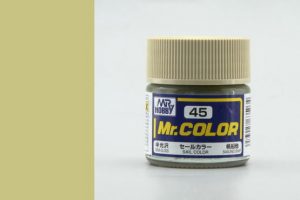 Mr. Color - C045: Plachtová barva (Sail Collor)