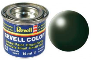 32363: hedvábná tmavě zelená (dark green silk) - Email
