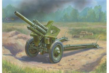 Model Kit military 3510 - M30 Soviet Howitzer 122 mm (1:35)