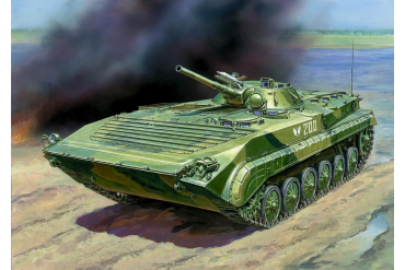 Model Kit military 3553 - BMP-1 (1:35)
