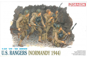 U.S.RANGERS (NORMANDY 1944) (1:35) - 6021