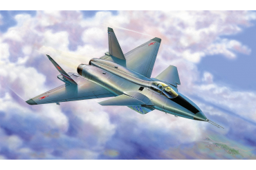 Model Kit letadlo 7252 - MIG 1.44 Russian Multirole Fighter (1:72)