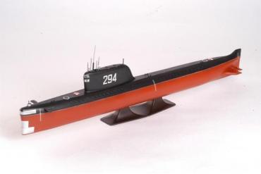 "Model Kit ponorka 9025 - K-19 Soviet Nuclear Submarine ""Hotel"" Class (1:350)"