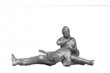 Model Kit figurky 3618 - Soviet Medical Personnel WWII (1:35)