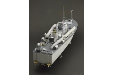 Model Kit loď PRM edice 5610 - VOSPER 72''6' MTB 77 (1:35)
