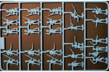 Model Kit figurky 6002 - FRENCH LINE INFANTRY (NAP.WARS) (1:72)