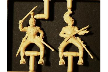 Model Kit figurky 6003 - FRENCH HEAVY CAVALRY (NAP. WARS) (1:72)