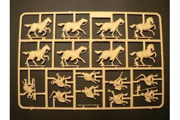 Model Kit figurky 6019 - TEUTONIC KNIGHTS (MEDIAVAL ERA) (1:72)