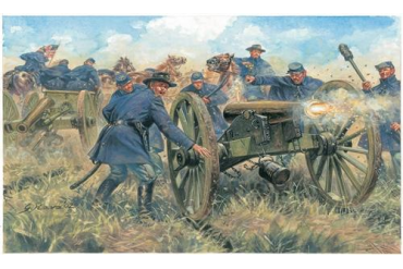 Model Kit figurky 6038 - UNION ARTILLERY (AMERICAN CIVIL WAR) (1:72)