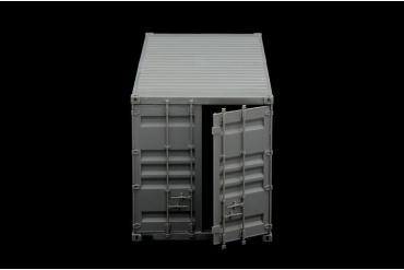 Model Kit doplňky 6516 - 20 ' MILITARY CONTAINER (1:35)