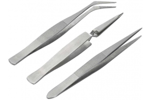 Tweezers Set 39063 - set pinzet
