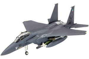 F-15E Strike Eagle & Bombs (1:144) - 03972