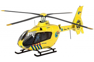 Plastic ModelKit vrtulník 04939 - EC135 Nederlandse Trauma Helicopter (1:72)