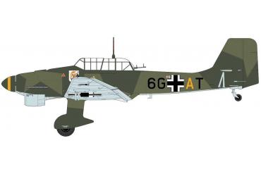 Classic Kit letadlo A03087 - Junkers JU87 Stuka (1:72) - nová forma
