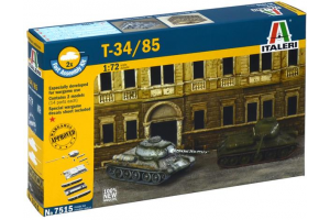 Fast Assembly T-34/85 (1:72) - 7515